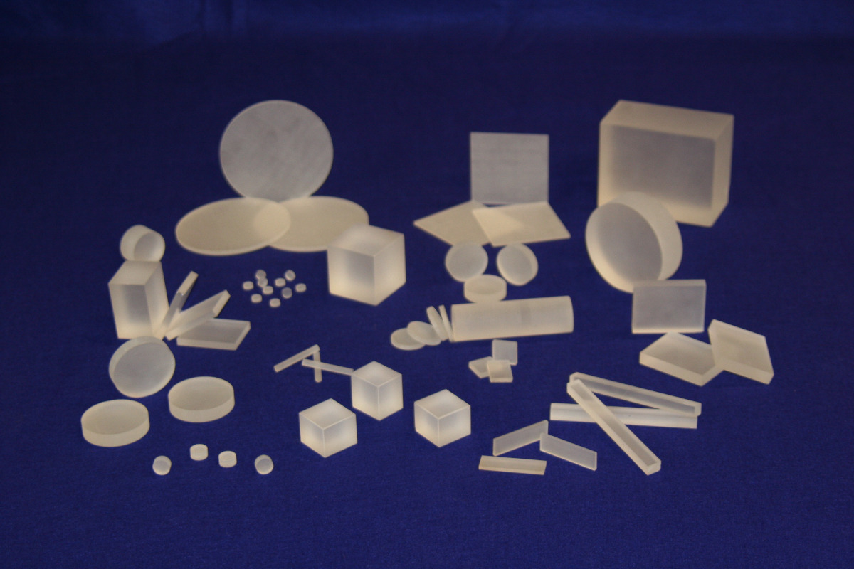 Various Sized Blanks